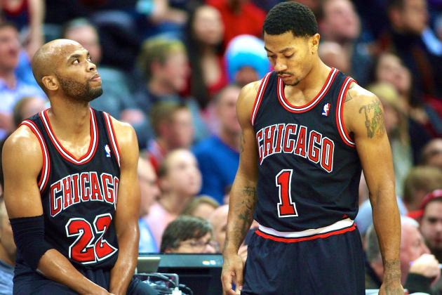 Derrick Rose Injury: Bulls Star Will Require Surgery After Tearing Meniscus