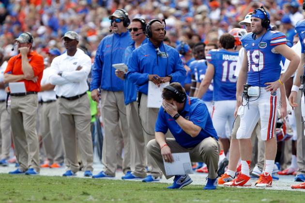 Florida Football Is Broken, so Who's the Right Man to Fix It?