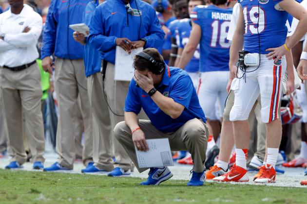 Texas Fans, Be Happy Will Muschamp Never Stuck Around to Replace Mack Brown