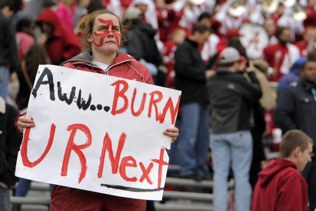 Despite What Alabama Players Say, 2013 Iron Bowl More Than Just Another Game