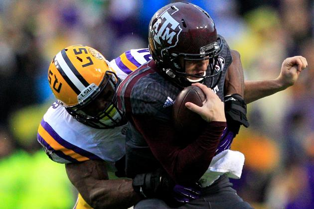 Texas A&M vs. LSU: Score, Grades and Analysis