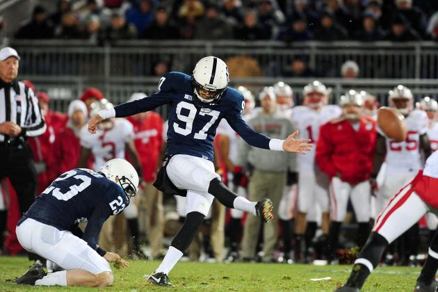Penn State vs. Nebraska: Comically Shorthanded Special Teams Cost Lions Game