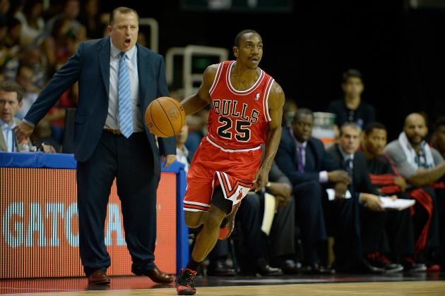 Marquis Teague Isn't Ready for Expanded Role After Derrick Rose's Injury