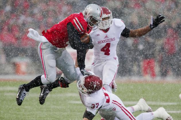 Was Ohio State's Win over Indiana Enough to Impress Pollsters?