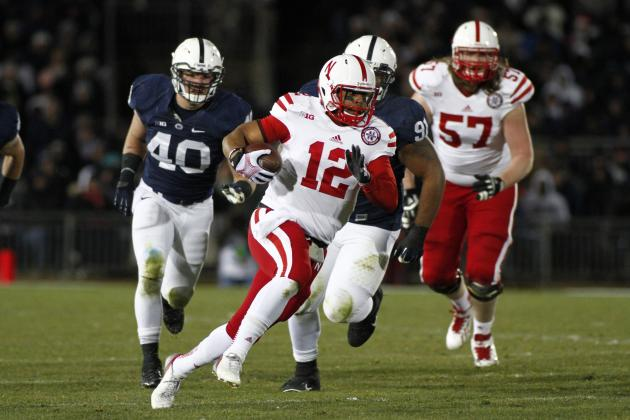Nebraska Football: Why Tommy Armstrong Shouldn't See the Field Again in 2013