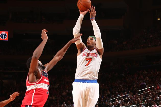 New York Knicks vs. Washington Wizards: Grading New York's Performance