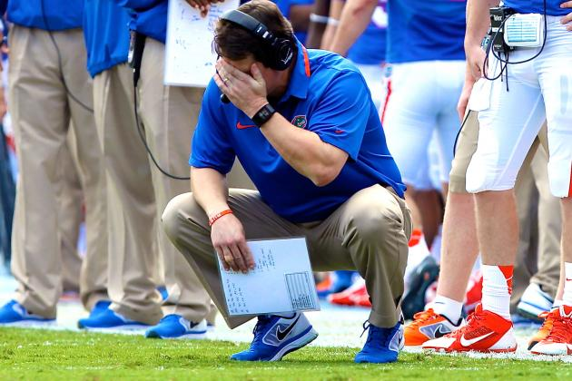 Florida's Loss to Georgia Southern Means Will Muschamp Must Be Fired