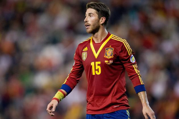 Manchester City Transfer Rumours: Why Sergio Ramos Would Be a Great Signing