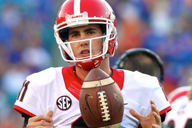 Aaron Murray Injury: Update on Georgia QB's Knee, Likely Return Date