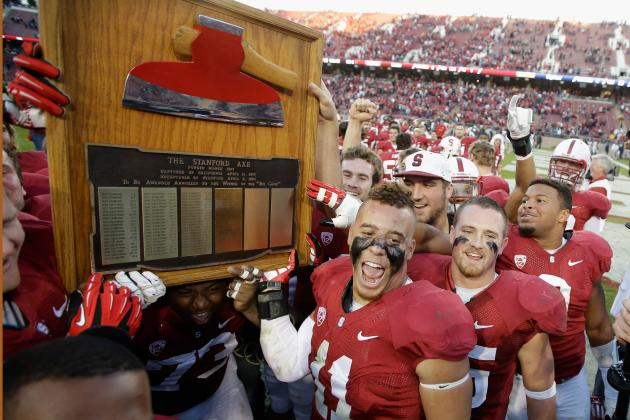 College Football Playoff Can't Come Soon Enough for Oh-so-Close Stanford