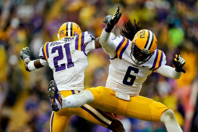 College Football Rankings 2013 Week 14: Predicting Biggest Risers and Fallers