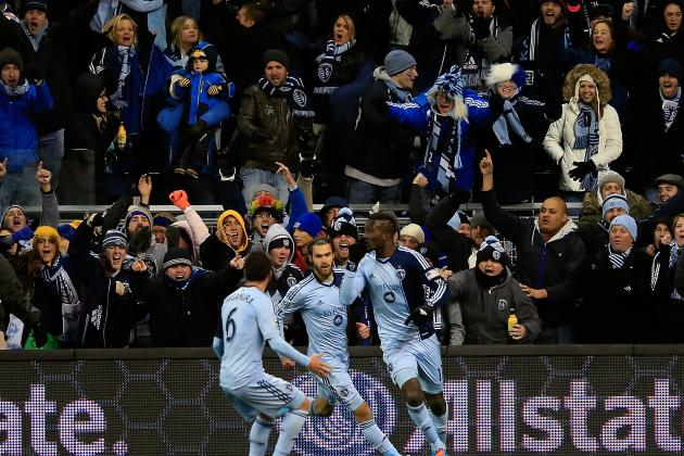 Sporting KC vs. Houston Dynamo: Score and Recap from 2013 MLS Cup Playoffs