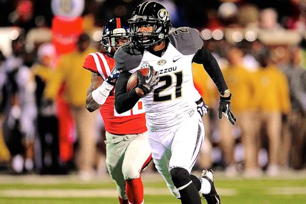 Missouri vs. Ole Miss: Live Score and Highlights