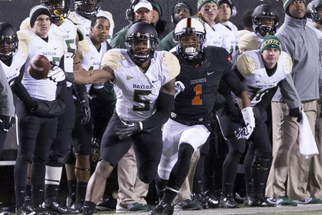 BCS Bowl Projections 2013: Predicting Matchups After Baylor Loss