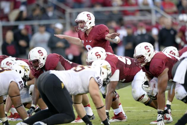 Arizona State vs. Stanford: Way Too Early Pac-12 Title Game Preview
