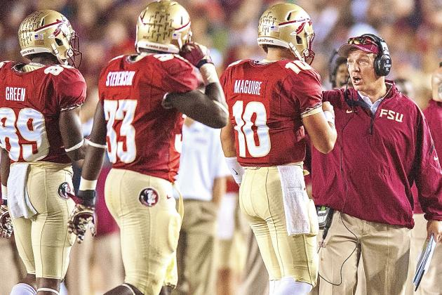 Should Florida State Still Be Concerned About Florida in Rivalry Game?