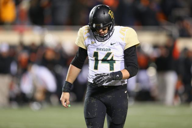 Bryce Petty's Updated 2013 Heisman Outlook After Loss to Oklahoma State