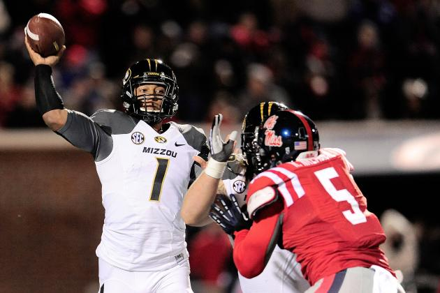 With James Franklin at the Helm, Missouri Is a Bonafide BCS-Caliber Team