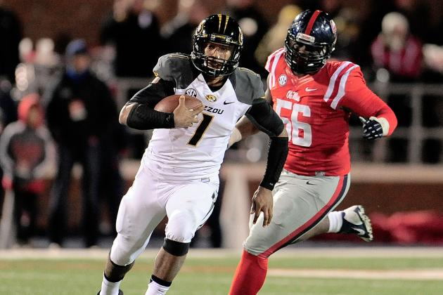 Old Big 12 Foes Texas A&M and Missouri Will Have a Say in SEC's Title Game