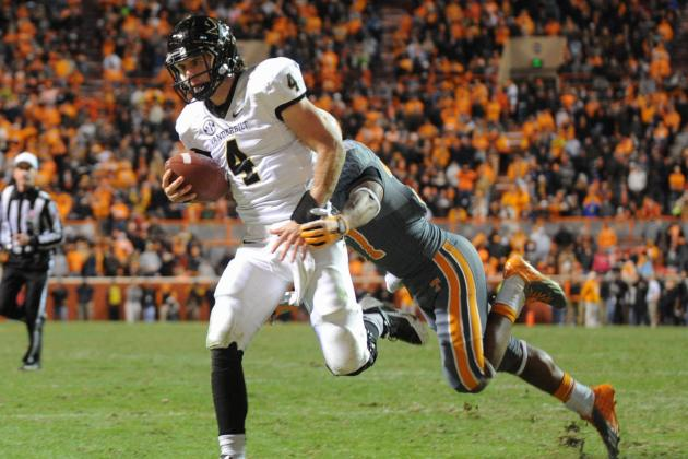 Tennessee vs. Vanderbilt: Vols Must Be Careful or Loss Will Undermine Rebuild