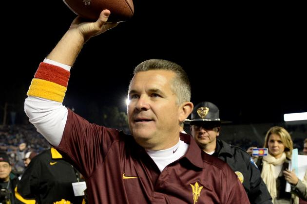 Holding off UCLA Shows Arizona State Has Bought into Todd Graham