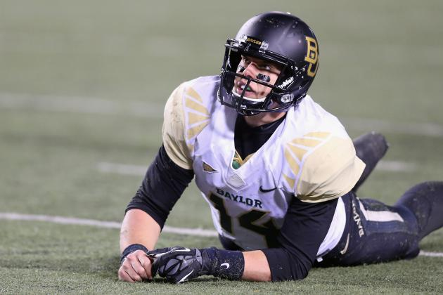 How Baylor Could Still End Up in a BCS Game Despite Embarrassing Loss
