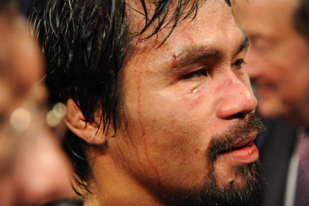 Pacquiao vs. Rios Results: Potential Opponents for Pacman After Dominant Win