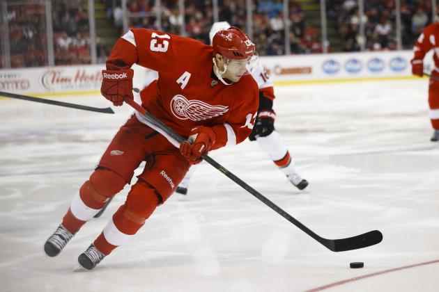 Pavel Datsyuk Injury: Updates on Red Wings Star's Head, Likely Return Date