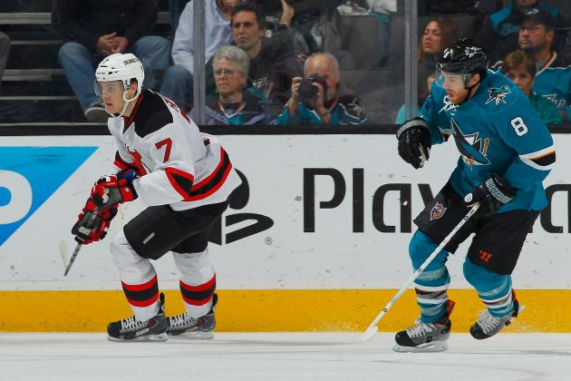 San Jose Sharks Stay Strong at Home, Beat New Jersey Devils