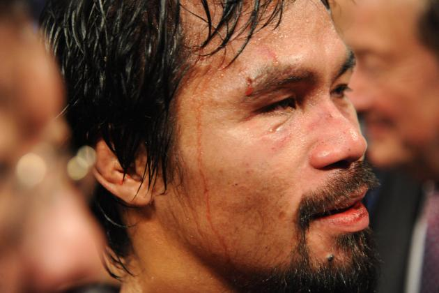 Manny Pacquiao vs. Brandon Rios Results: Pac-Man Returns to Dominance with Win