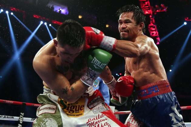 Pacquiao vs. Rios Winner: What Unanimous Decision Victory Means for Pac-Man