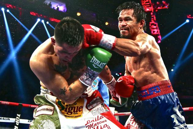 Pacquiao vs. Rios: Does Manny Matter Again After Dominant Win?
