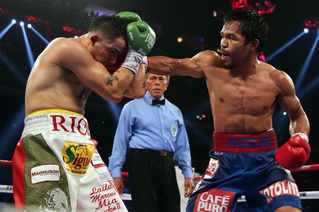 Pacquiao vs. Rios Results: Pacman Returns to Form with Dominant Win over Rios