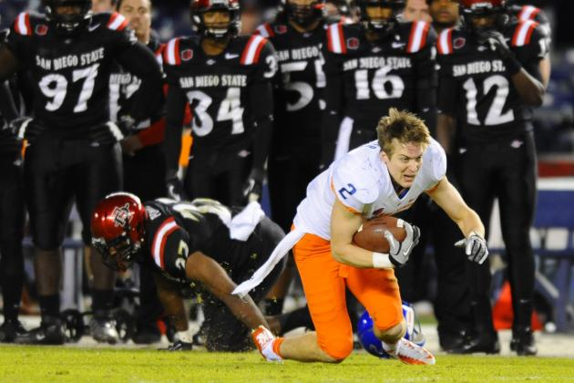 Boise State vs. San Diego State: Live Score and Highlights
