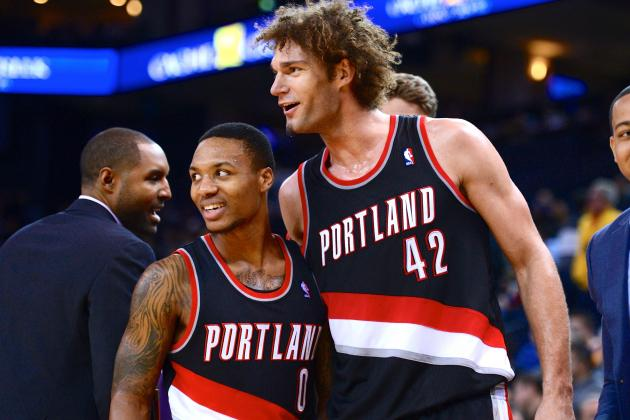 Portland Trail Blazers Prove They Can Tangle with Best of West