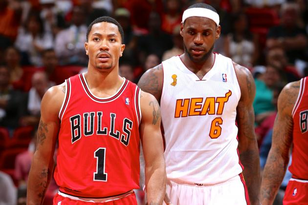 As Challengers (Derrick Rose) Fall, Miami Heat Must Challenge Themselves