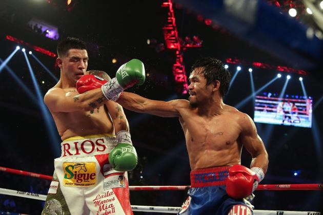 Manny Pacquiao vs. Brandon Rios Results: Decisive Win Shows Pac-Man Is Back