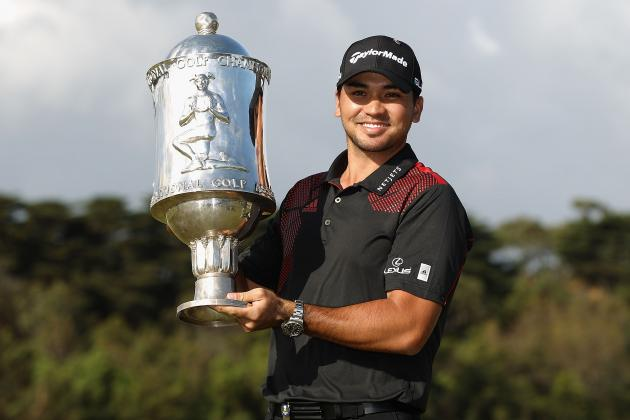 Jason Day Shoots 70 to Capture World Cup at Royal Melbourne