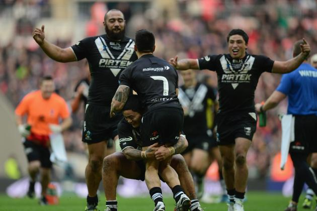 Rugby League World Cup 2013 Final: Preview for Australia vs. New Zealand