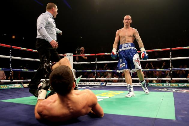 Boxing: How Carl Froch Went from Hero to Zero in Win over George Groves