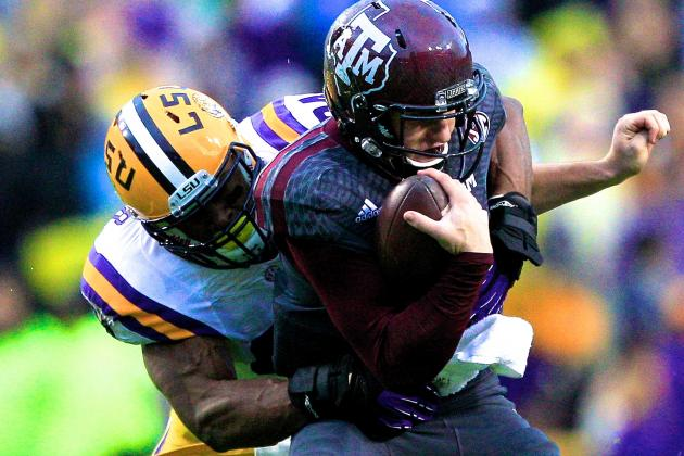 If Johnny Manziel Wasn't Ready for LSU's Defense, Will He Be Ready for the NFL?