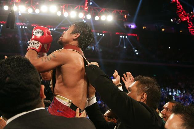 Pacquiao vs. Rios Decision: Assessing the Scorecards from Macau Fight