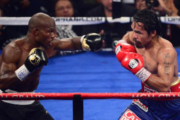 Pacquiao vs Rios: Pac-Man Rematch with Bradley Is What Boxing Really Needs