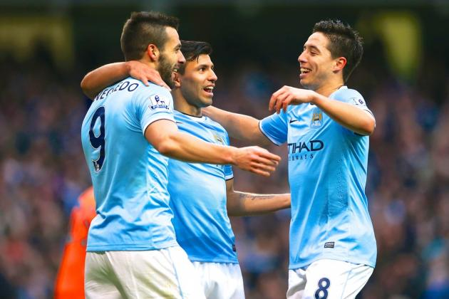 Manchester City vs. Tottenham Hotspur: Score, Grades and Post-Match Reaction