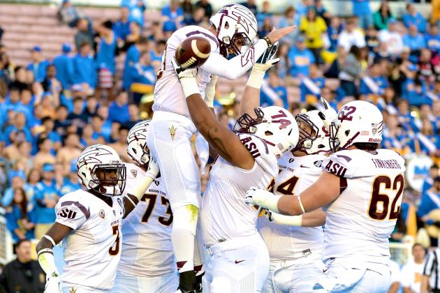 Arizona State vs. UCLA: Score, Grades and Analysis