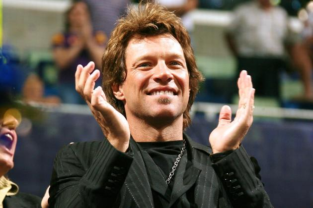 Jon Bon Jovi Interested in Becoming an NFL Owner