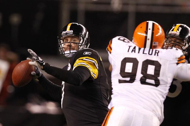 Steelers vs. Browns: Live Game Grades and Analysis for Pittsburgh