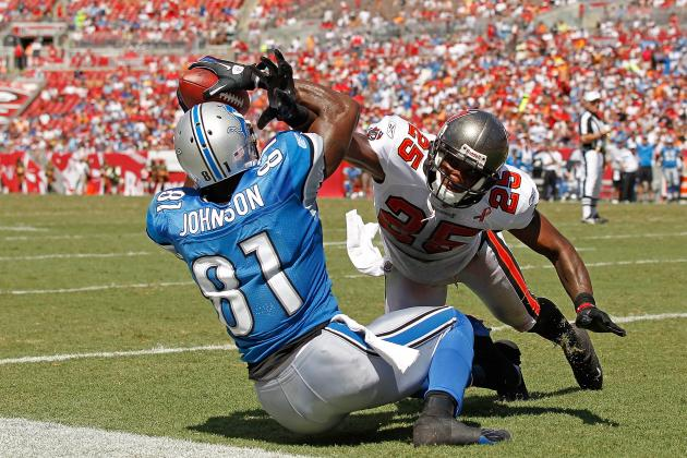 Tampa Bay Buccaneeers vs. Detroit Lions: Live Grades and Analysis for Detroit