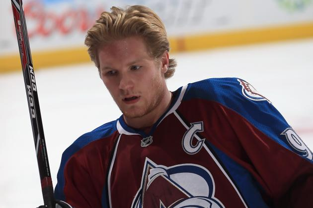 Now 21, Landeskog Hopes People Stop Calling Him 'Kid'