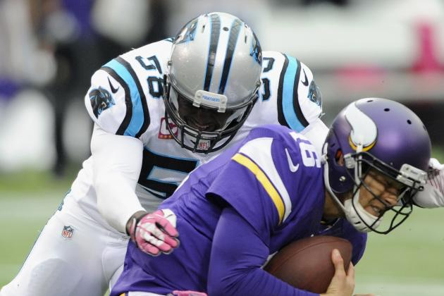 Thomas Davis'' Resilience, Leadership Inspire Teammates, Opponents